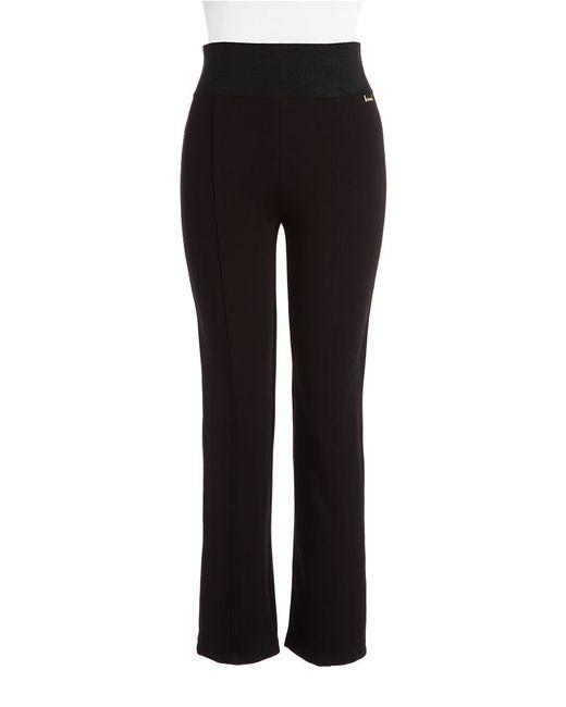 Calvin Klein | Black Power Stretch Waist Pants | Lyst