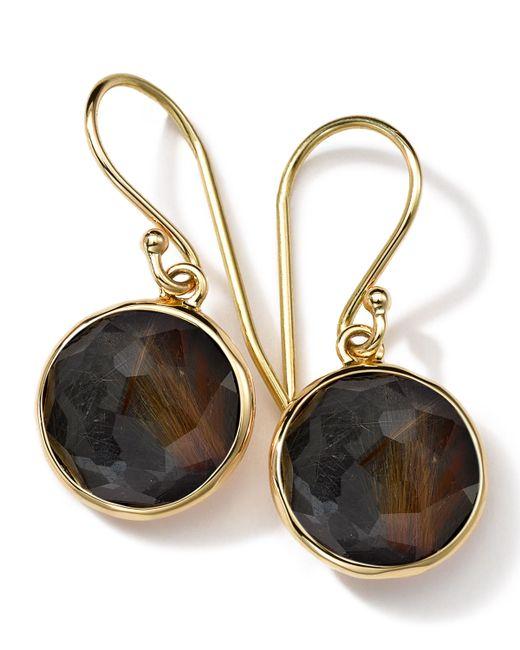 Ippolita | Metallic 18k Gold Rock Candy Mini Lollipop Earrings | Lyst