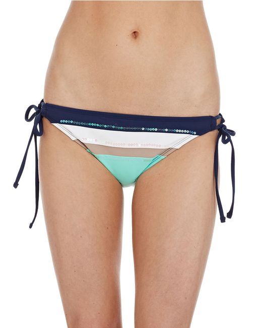 Sperry Top sider Block And Shock Hipster Swim Bottom In