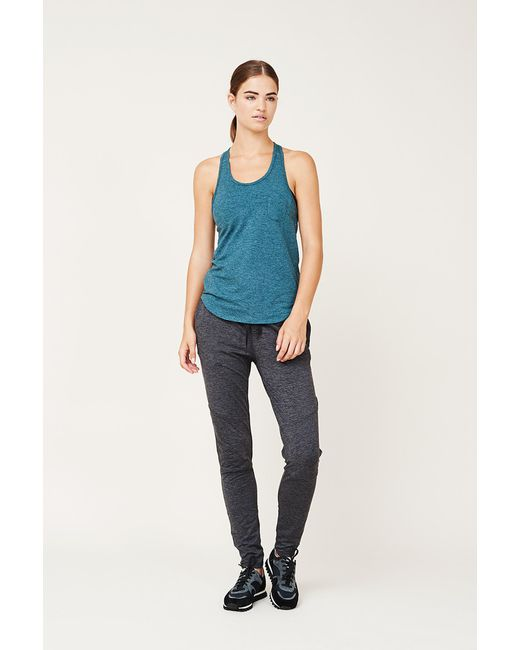 Outdoor Voices | Green Racerback Tank | Lyst