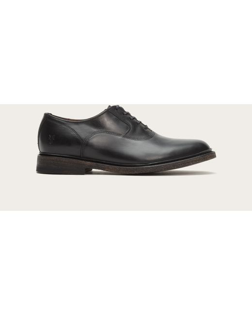 Frye | Black James Bal Oxford for Men | Lyst
