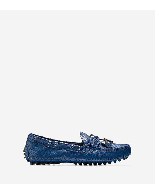 Cole Haan | Blue Women's Grant Driver | Lyst