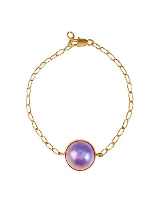 Alexandra Alberta | Metallic La Brea Bracelet | Lyst