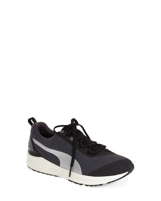 PUMA | Black 'ignite Xt' Training Shoe | Lyst