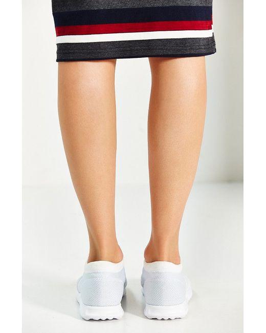 Snap Reflective adidas Originals Los Angeles Reflective Snap Stripe Running Sneaker 1f63cf
