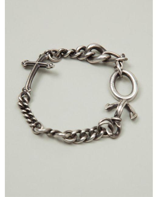 Werkstatt:münchen   Metallic Werkstatt:münchen 'm265' Bracelet   Lyst