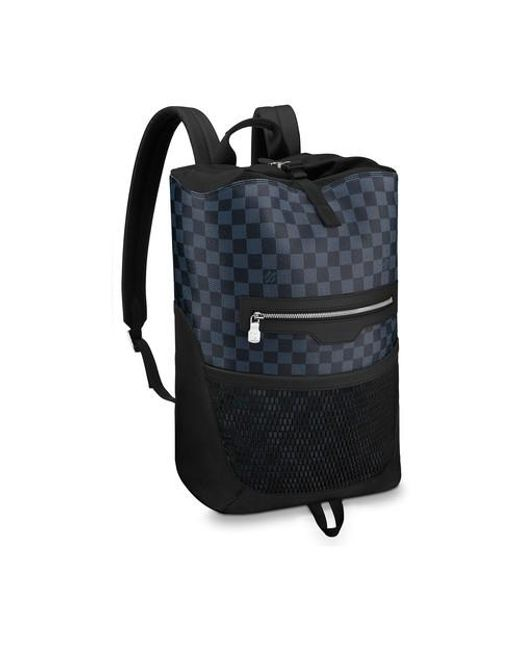 Men's Blue Matchpoint Backpack