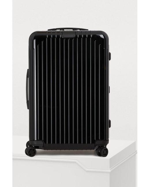 Rimowa Black Essential Lite Check-in M luggage