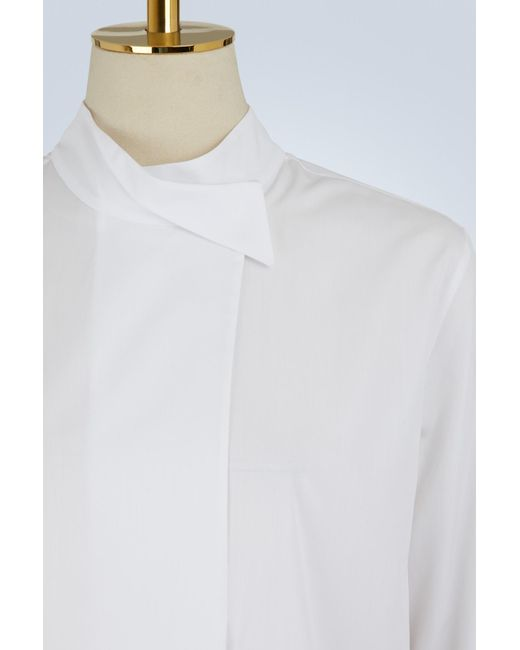 Esther long shirt Jil Sander Cheap With Mastercard Discount Official Site Sale Great Deals Cheap Sale Perfect dbiE1a