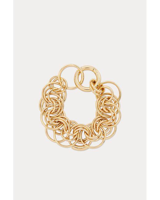 Chloé - Metallic Reese Bracelet - Lyst