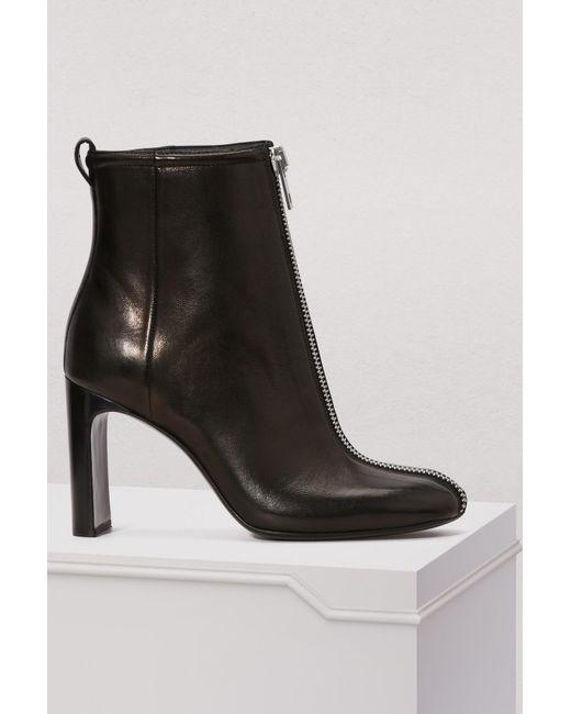 Rag & Bone - Black Ellis Boots - Lyst