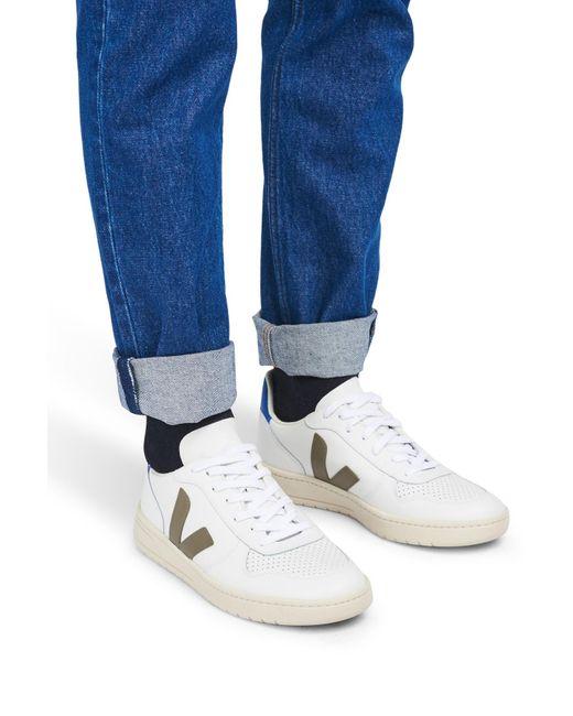 Sneakers V-10 Veja pour homme en coloris White