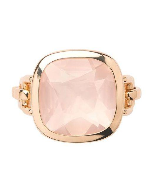 Bague Indrani Poiray en coloris Pink