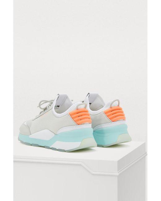 3ae1eef280cc ... PUMA - Multicolor Rs-0 Festivals Sneakers - Lyst ...