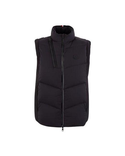 Moncler Black Jacot Winter Jacket for men
