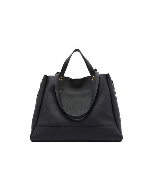 Jérôme Dreyfuss Black Large Georges Hand Bag