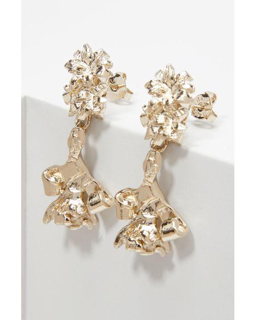 Valentino - Multicolor Flower Earings - Lyst