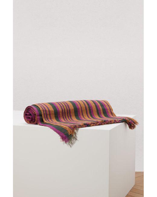 Isabel Marant - Multicolor Cotton Dezi Stole - Lyst