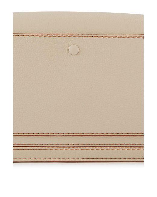 Loewe Natural Barcelona Shoulder Bag