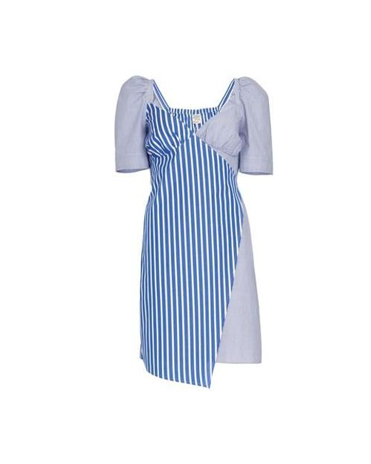 Baum und Pferdgarten Blue Arvia Dress