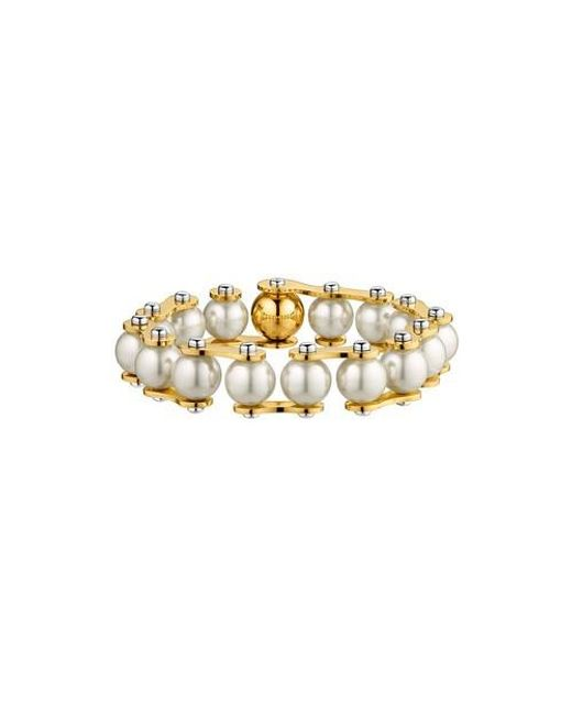 Bracelet One Rank LV Speedy Pearls Louis Vuitton en coloris Multicolor