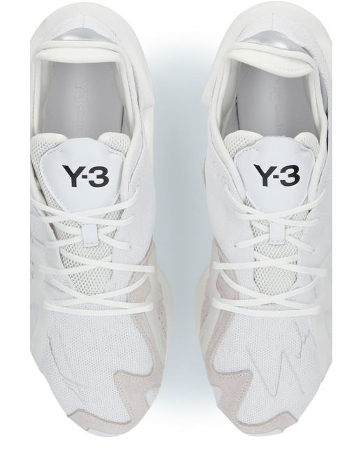 Y-3 White Y-3 Fyw S-97 Trainers for men