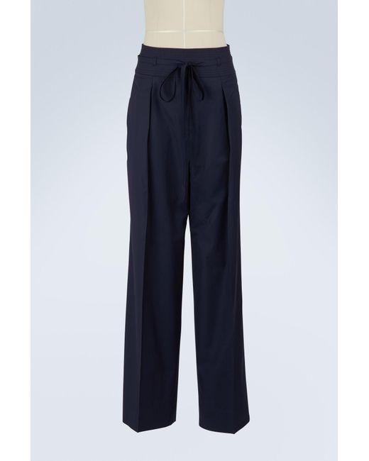 Utrec trousers Sportmax OqvHGahOS