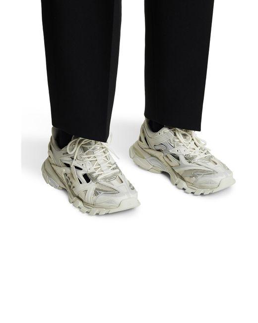 Trainers Track Balenciaga pour homme en coloris Black