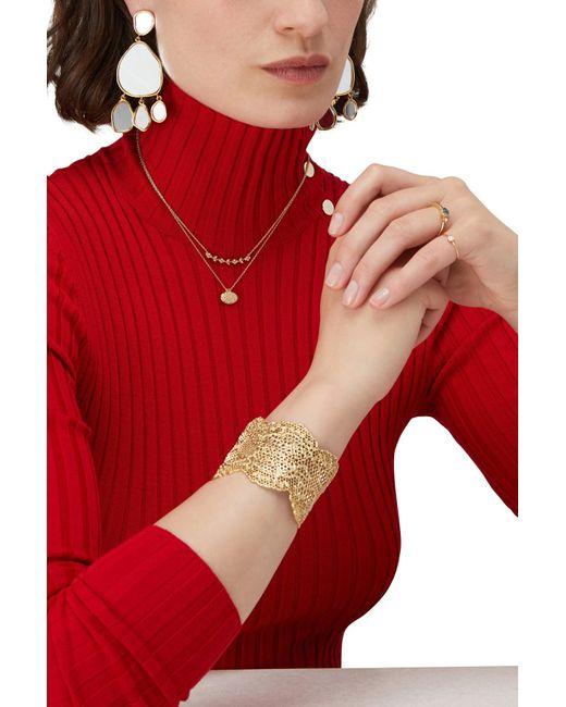 Medecine Douce Metallic Queen Necklace