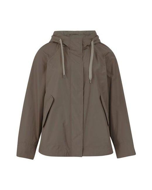 Brunello Cucinelli Multicolor Taffeta Outerwear