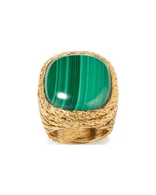 Aurelie Bidermann Metallic Miki Ring