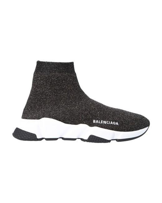Sneakers Speed LT Balenciaga en coloris Black