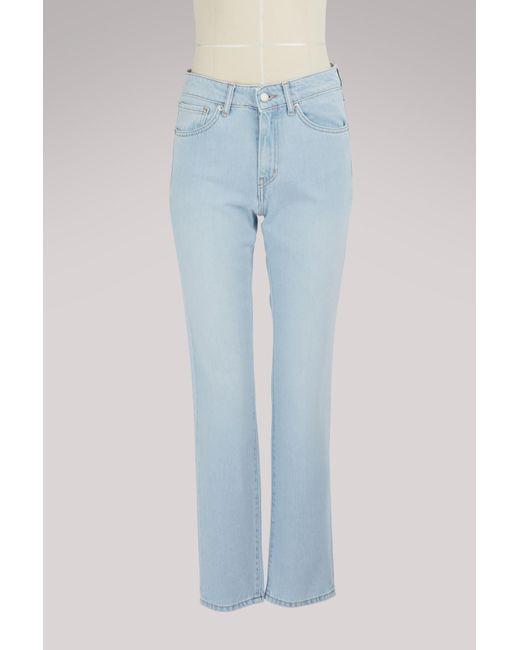 Officine G?n?rale - Blue Bret Jeans - Lyst