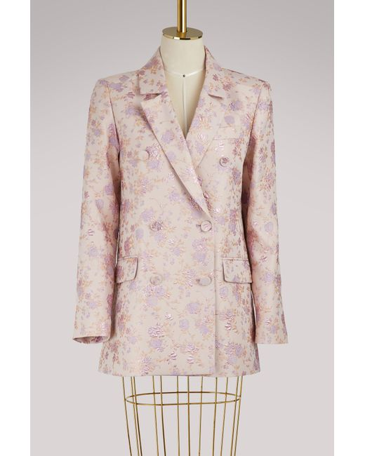 Paul & Joe - Pink Ophelia Blazer - Lyst