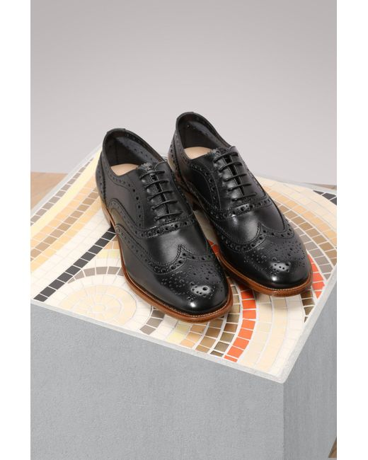Church's Perforated Burwood 3W brogue shoes Outlet Professional Low Price Fee Shipping Purchase CPqJpw