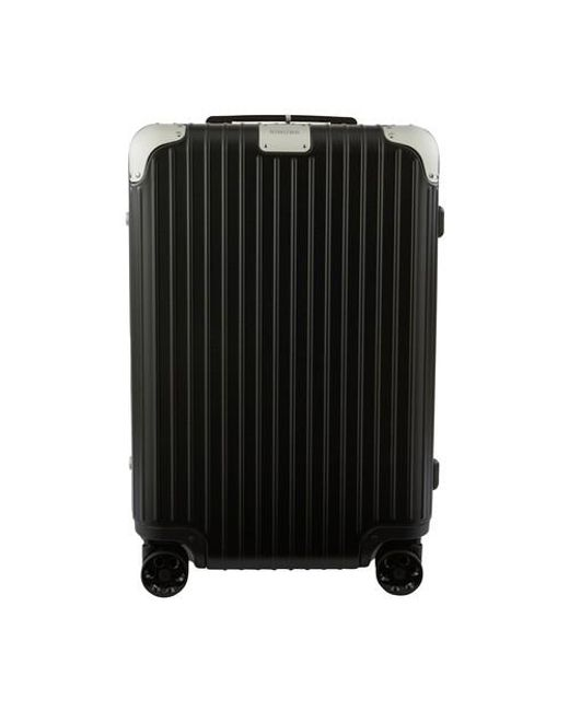 Rimowa Black Hybrid Cabin S Suitcase