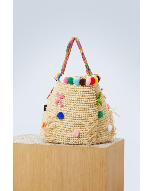 VIDA Foldaway Tote - Jesus Koha Bag by VIDA OcaWAdfal
