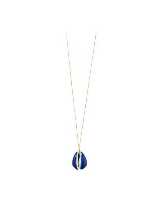 Collier Merco Aurelie Bidermann en coloris Blue