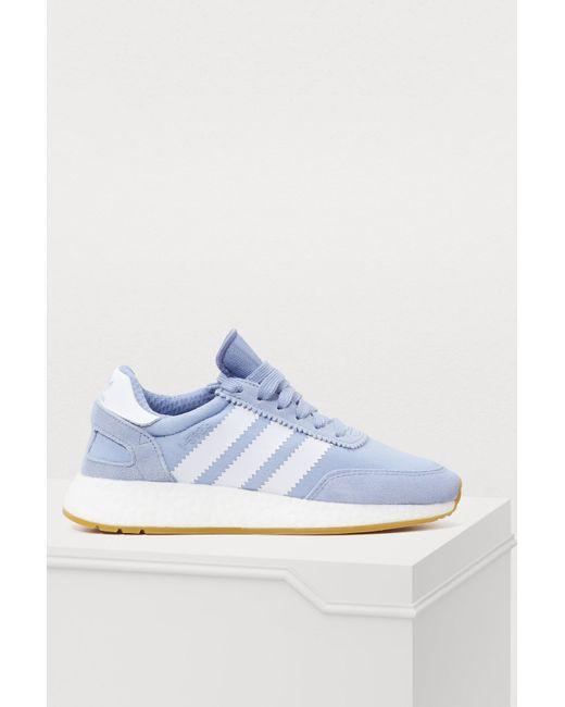 huge discount b598c c2b58 Adidas - Blue I-5923 Sneakers - Lyst ...