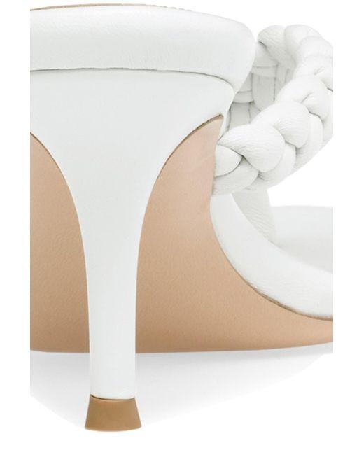 Gianvito Rossi White Sandalen Tropea
