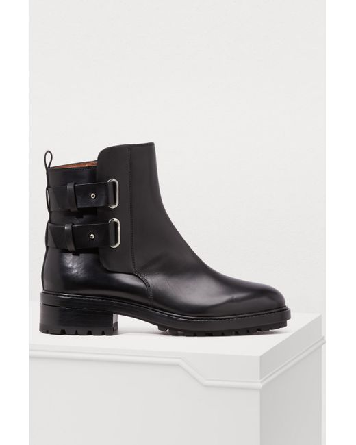 Sartore - Black Rangers Ankle Boots - Lyst