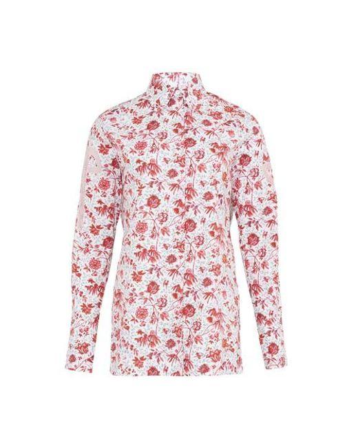 Patou Red Jp Shirt