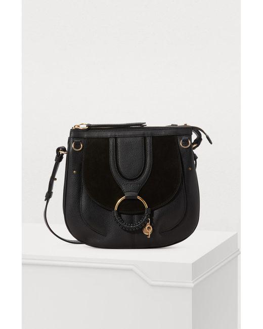 See By Chloé - Black Hana Small Tote Bag - Lyst ... c6d8b720e37b5