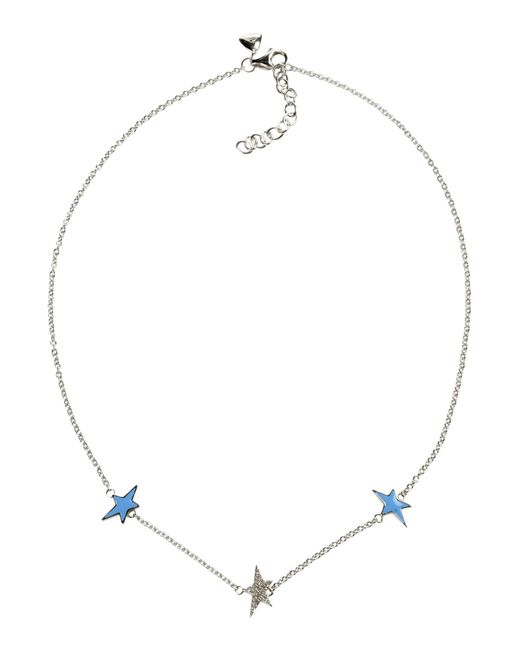 Thierry Mugler | Metallic Necklace | Lyst