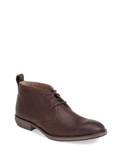 Andrew Marc | Brown 'standard' Chukka Boot for Men | Lyst