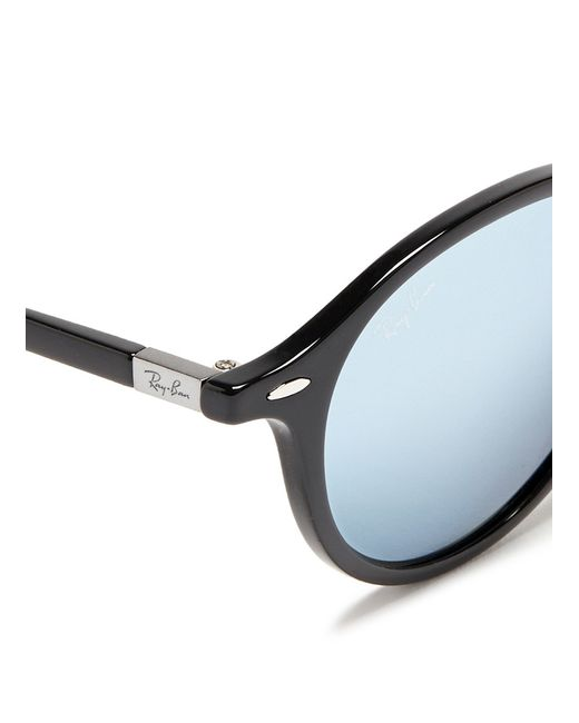 Ray-Ban | Black 'rb4237 Liteforce' Mirror Sunglasses for Men | Lyst