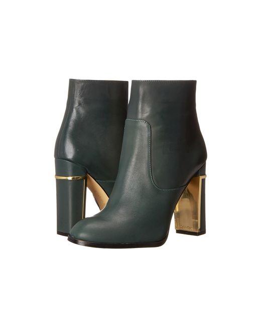 Calvin Klein | Green Karlia | Lyst
