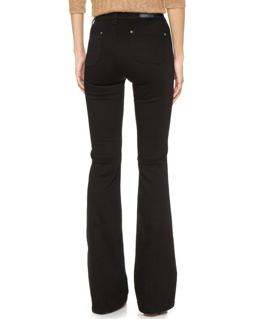M.i.h Jeans | Black Flare Jeans | Lyst