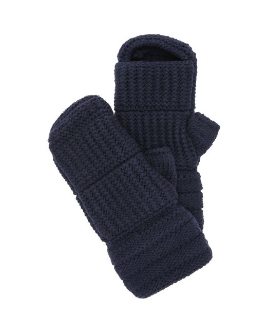 Knitting Pattern Boxing Gloves : Averett Punch Hand Knit Boxing Gloves in Blue (Navy) - Save 70% Lyst