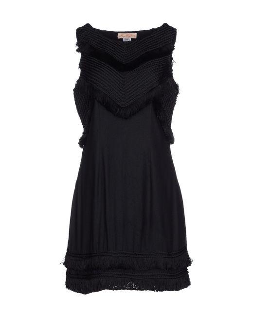 Mara Hoffman   Black Short Dress   Lyst